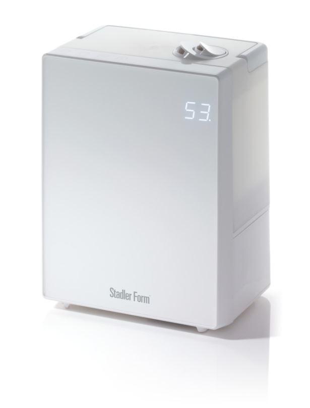 Ultrazvukový zvlhčovač vzduchu Stadler Form JACK - bílý