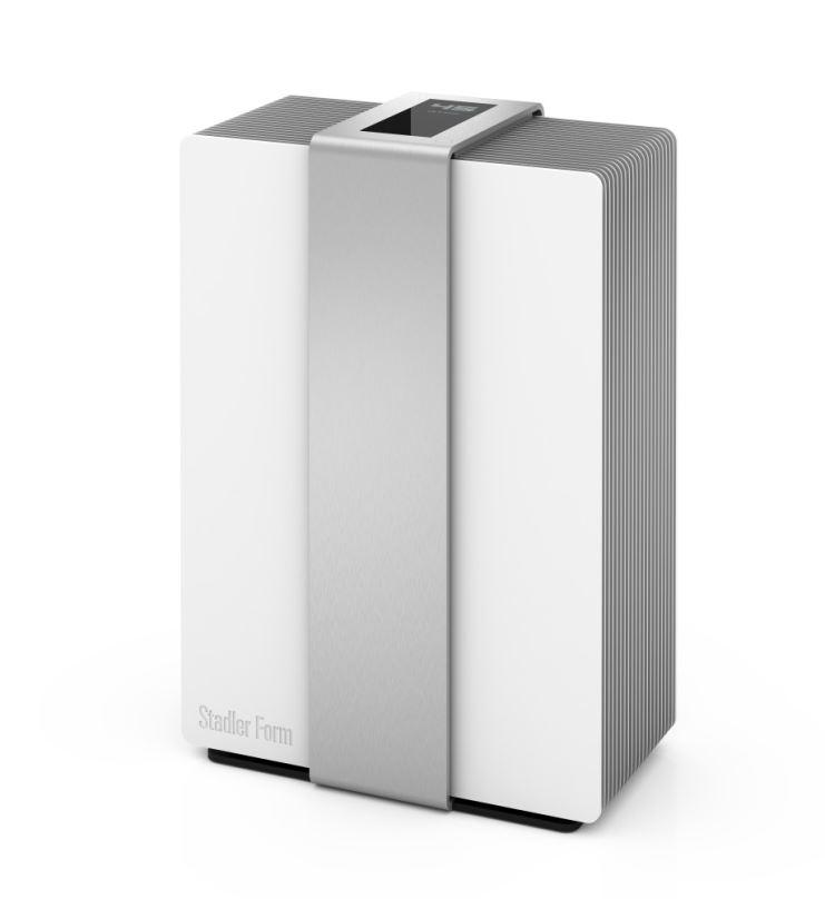 Čistič a zvlhčovač vzduchu Stadler Form ROBERT - stříbrný